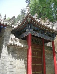 周公庙图片