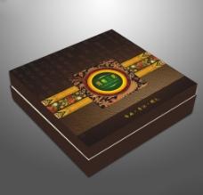 古典盒子(平面图)图片