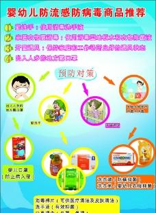 防流感图片