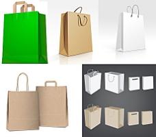 包装袋模版矢量素材