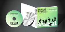 环球体育CD包装设计图片
