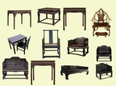 古典家具图片