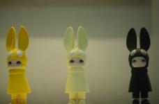 模型可爱兔图片