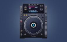 音乐播放器软件UI 界面设计