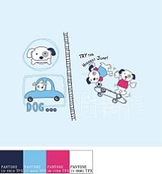 小动物插画矢量素材10