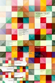 色彩方块图片