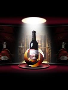 红酒文化图片