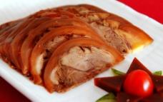 美食 酱牛肉图片