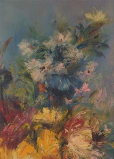 花卉 装饰画图片