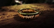 指环王的戒指图片