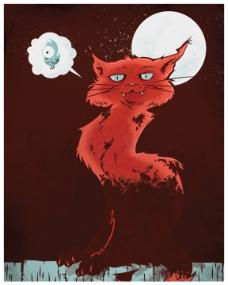 位图 插画 时尚插画 动物插画 插画师 免费素材