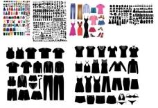 衣服素材图片