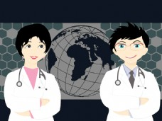 向量的医学背景