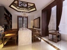 中式餐廳設計