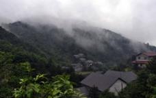 山的美景图片
