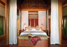 马尔代夫酒店客房图片