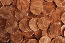 古铜色硬币外国硬币收集硬币设计