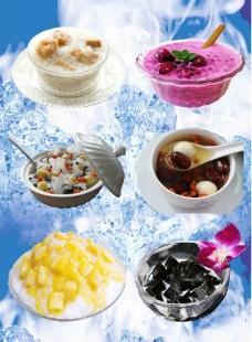 精品糖水背景图图片