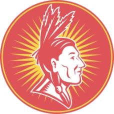 美洲土著印第安酋长