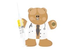 熊医生用注射器