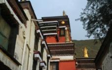 藏族寺庙图片