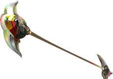 游戏人物武器图片