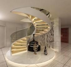 别墅楼梯图片