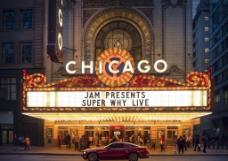 芝加哥剧院图片