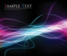 电子数码产品炫彩海报背景