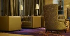 广州希尔顿酒店大堂图片