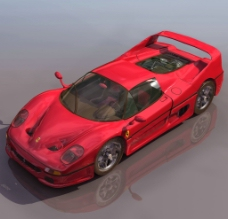 3ds 经典汽车模型图片