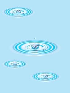 水滴(位图组成)图片