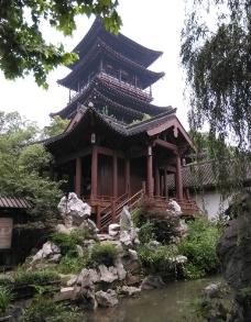 望江阁图片