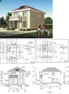 上海市建委推荐别墅设计图片