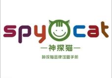 神探猫童鞋logo图片