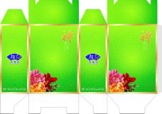 绿色包装礼盒