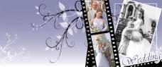 浪漫婚纱摄影模板