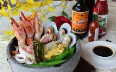 石锅套餐图片