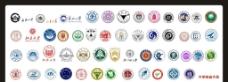 大学标志大全(标志全部为位图)图片