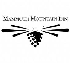Mammoth Mountain Inn logo设计欣赏 Mammoth Mountain Inn下载标志设计欣赏