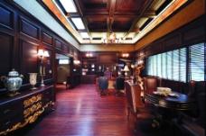 中式餐厅设计