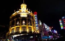 上海夜景图片