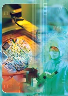 医疗饮食生化技术生物工程实验背景