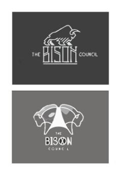 野牛logo图片