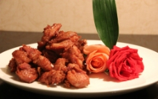金牌蝦醬雞圖片