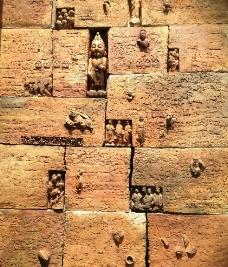 佛山南風古灶雕塑作品圖片