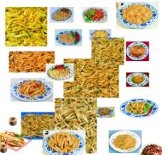 咸菜杂菜图片