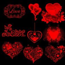情人节元素