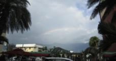 热带彩虹图片