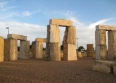 英国巨石阵图片